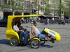 quadcycle taxis Amsterdam 060809