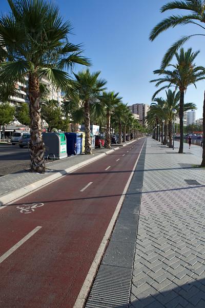 bicycle path Palma Mallorca 300614 ©RLLord 2828 v smg