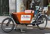 Les P'tits ateliers cargo bike, Nantes, France