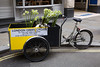 London cargo tricycles for hire