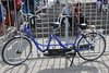 Tandem bicycle on Schiermonnikoog, Netherlands