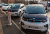 BMW i3 Drive Now at e on charger Copenghagen 261115 ©RLLord 7454 smg