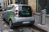 Bluecub bluecar electric car sharing Bordeaux France 290715 ©RLLord 8844 smg