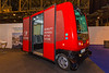 Easymile driverless shuttle at the ITS European Congress in Glasgow