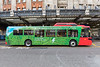 BYD electric bus Waterloo Station London 0201