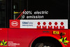 Electric buses for cleaner London air
