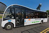 Garelochhead Coaches operate two Optare electric buses in Glasgow