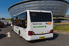 GarlochheadCoaches operate two Optare electric buses in Glasgow