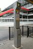 Park Shuttle ticket machine at Kralingse Zoom Metro station