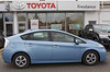 Toyota Prius plug-in hybrid from Freelance Motors in Guernsey