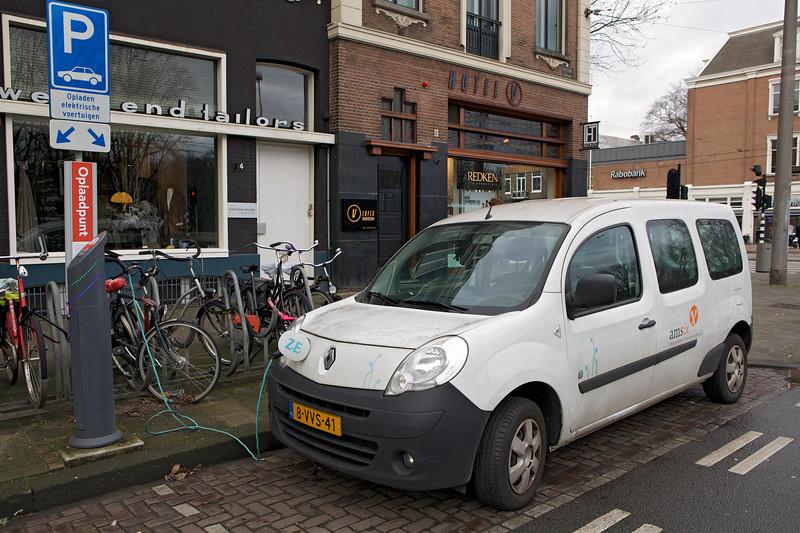 Renault Kangoo electric Amsterdam 060114 ©RLLord 7791