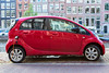 Citroen CZero electric car charging Amsterdam 050816 ©RLLord 8871 smg