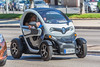 A Renault Twizy in Palma, Mallorca, Spain