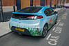 Chevrolet Ampera car club only Francis Street 210812 ©RLLord 1777 smg