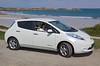 Nissan Leaf electric car LAncresse Guernsey 250513 ©RLLord 0006 smg