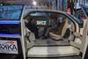 Akka Technologies autonomous vehicle at Climate Solutions exhibition in Grand Palais, Paris