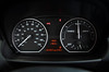 BMW Active E electric car dials