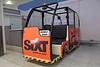Bradshaw electric vehicle Gatwick Airport 010714 ©RLLord 3274 smg