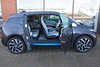 BMW i3 electric car Motor Mall Guernsey 080314 ©RLLord 9927