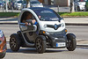 Renault Twizy at traffic lights Palma Mallorca 280614 ©RLLord 2277 smg