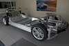 Tesla Model S chassis battery showroom Eindhoven Netherlands 120813 ©RLLord 9940 smg