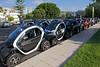 Renault Twizy Hertz electric rental car Palma Mallorca 010714 ©RLLord 3185 smg