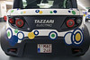 Tazzari electric car used by Zen Car sharing in Brussels