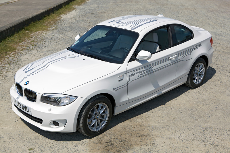 BMW ActiveE electric car LEree Guernsey 250513 ©RLLord 0079 smg
