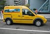 "An all-electric DHL delivery van outside the Citigroup Center on Lexington Avenue, New York City on 27 August 2012.<br /> <br /> File No 270812 2610<br /> sustainableguernsey@gmail.com<br /> <br /> <a href=""http://www.sustainableguernsey.info/blog/"">http://www.sustainableguernsey.info/blog/</a><br /> <br /> ."
