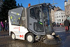 electric street cleaning machine 500ZE Amsterdam 050114 ©RLLord 7560 smg
