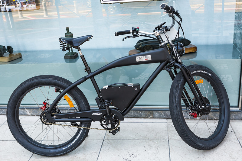 Italjet electric bike Monte Carlo 270716 ©RLLord 6922 smg