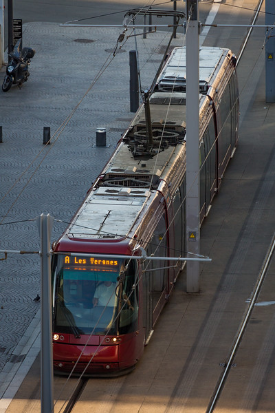 Tramway de Clermont-Ferrand France 050814 ©RLLord 5881 smg