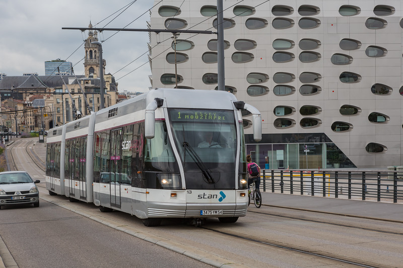 Tramway of Nancy Avenue du Vingtieme France 160815 ©RLLord 2250 smg
