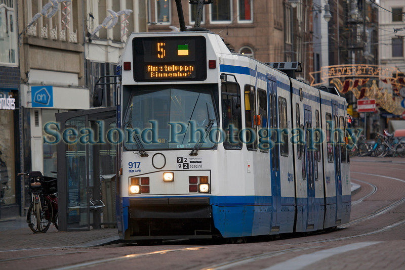 electric tram Amsterdam Netherlands 070114 ©RLLord 8034 smg