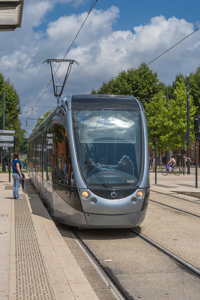 Tramway de Toulouse France 230716 ©RLLord 5740 smg