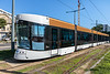 Bombardier Flexity Outlook tram on Boulevard de Dunkerque, Marseille, France