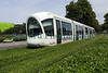 electric tram in Lyon, France on 6 August 2014 ©RLLord 6324
