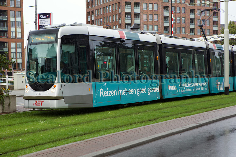 Electric Tram And Rail Sealord