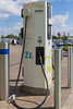 Source London AC electric vehicle charger outside Ikea, Wembley