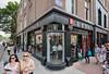 Tesla shop in Amsterdam, Netherlands