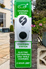 EO Charging station at Hotel de Havelet, St Peter Port, Guernsey