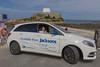 Mercedes-Benz B Class Electric drive car in Guernsey