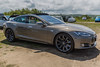 Tesla S P85 D Guernsey electric vehicle open day 250616 ©RLLord 3822 smg