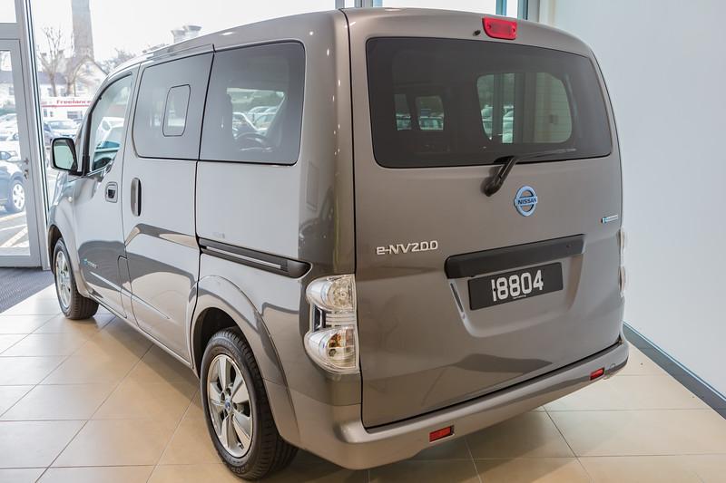Nissan e-NV 200 electric van Freelance Motors 250215 ©RLLord 6861 smg