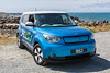 Electric Kia Soul EV from Forest Road Garage in Guernsey