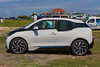 BMW i3 Guernsey electric vehicle open day Vazon 250616 ©RLLord 3870 smg