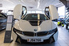 BMW i8 bonnet Jacksons Guernsey 210315 ©RLLord 9420 smg