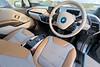 BMW i3 driver's seat