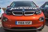 BMW i3 range extended Havelet Bay 070614 ©RLLord 9600 smg