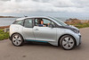 Test driving a range extended BMW i3 from Jacksons Guernsey